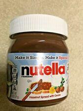Nutella Hazelnut Spread Jar 13 oz