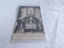 LIMOGES 87 - Carmel - Intérieur de la Chapelle - CARTE ANCIENNE CPA !!!