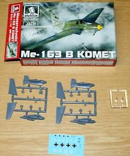 Me-163 B Komet 2-in-1 von Brengun in 1/144