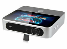 ZTE SPRO 2 HD Smart DLP Projector Unlocked 4G WiFi ATT Verizon T-Mobile Android