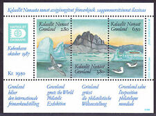 Mint Never Hinged/MNH Single Greenlandic Stamps
