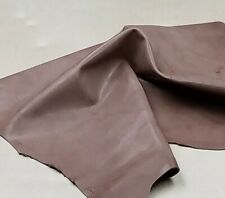 Tobacco Tropic Sheep Skin Leather Hide Crafts Binding Handbag Upholstery Lining