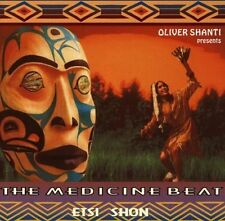 Jerry Alfred & The Medicine Beat Etsi shon-Oliver Shanti presents (1996) [CD]