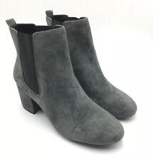 Aerosoles Heelrest Stockholder Ankle Boots Gray Women Size 11