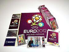 PANINI EM 12 Euro 2012 - Komplettset (Polen) + P1-P25 +  Album + Tüte