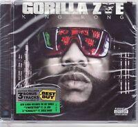 FREE SHIP King Kong Gorilla Zoe CD + 3 Bonus Tracks Exclusive Best Buy