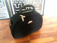 Reisekoffer Kosmetiktasche Kosmetikkoffer Beauty Case Schmink Koffer schwarz NEU