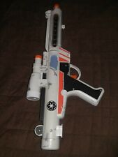 Star Wars Stormtrooper E-11 Blaster Electronic 1996 Hasbro Light Sound Cosplay