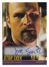 JASON MATTHEW SMITH as Hendorff Star Trek Beyond Trading Card Autograph