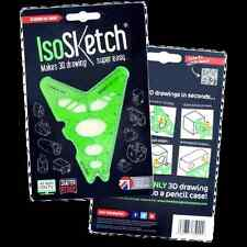 IsoSketch® 3D Isometric Technical Drawing Tool-  for beginners and professionals