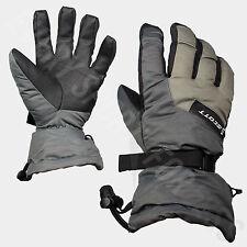 Scott Ultimate Warm Unisex Ski/Snowboarding Gloves - Grey (NEW) Lists @ $40