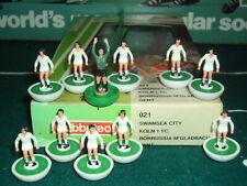 SUBBUTEO LW 021 BORUSSIA MÖNCHENGLADBACH SWANSEA CITY KÖLN FC  ETC.. BOXED TEAM