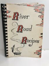 River Road Recipes Cookbook-BATON ROUGE LOUISIANA Southern Cooking 1974