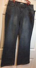 Crazy Horse Liz Clairborne Co 12 Ladies Stretch Jeans NWT Size 12 Boot Cut