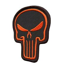 punisher skull morale SWAT tactical military milspec army parche fastener patch
