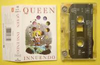 MC Musicassetta Queen Innuendo Parlophone 268 - 276 795887-4 FRANCE no lp cd dvd