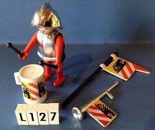 (L127) playmobil le chevalier ref 3380 3371 3291 3405 3265 3372 3369 3335