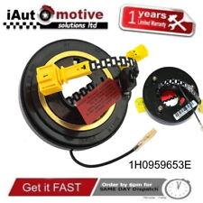 VW VOLKSWAGEN JETTA CABRIO TRANSPORTER T4 SPIRAL CABLE CLOCK SPRING 1H0959653E