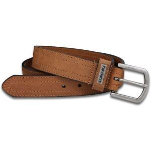 Carhartt 2230 Men`s Belt Ledergürtel braun oder schwarz
