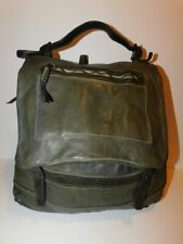 Free People Convertible Leather Backpack