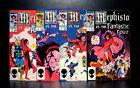 COMICS: Marvel: Mephisto vs the Fantastic Four #1-4 (1987) - RARE