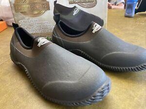 Lewis and Clark Men's Size 11 Outdoor Muck Garden Duck Ankle Rain Garden Shoes