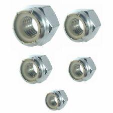 185 Qty Assorted Standard SAE Nylon Insert Hex Lock Nuts (BCP238)