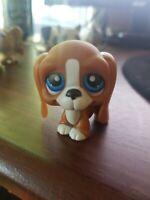Littlest Pet Shop Dog Basset Hound 222 Authentic Lps