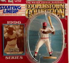 JOE MORGAN Cincinnati Reds 1996 Starting Lineup Cooperstown Collection Figure