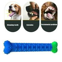 Dog Chew Toy Dog Toothbrush Pet Molar Tooth Cleaning New Puppy Brushing C6N5