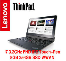 NEW ThinkPad Helix i7 3.2GHz 8GB 256GB FHD IPS Touch WWAN W10P Warranty Tablet