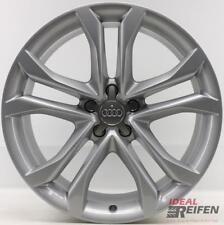 4 Audi A4 8W B9 20-inch Alloy Wheels Original Audi S8 4hbl Rims S
