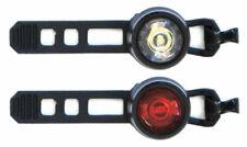 Azur Cyclops USB Front And Rear Light Set - ALCUSBLS