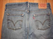 """Levis 751 Jeans W34"""" L30"""" blau (Original) 618"""