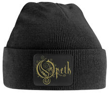 Opeth 'Gold Logo' Beanie Hat - NEW & OFFICIAL!