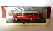 DIE CAST BUS  IKARUS 311 (Rosso) - 1960  SCALA 1/72 EDITIONS ATLAS  [001]