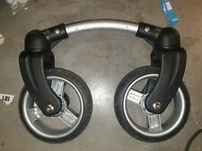 Quinny Buzz xtra 4 3 Double Front Wheel Unit good condition free post