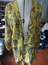 Anthropologie, Stunning sequined Kimon Jacket