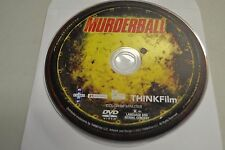 Murderball DVD, 2005 Disc Only Free Shipping