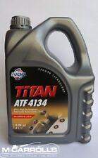 4 Litre FUCHS Titan ATF 4134 Mercedes Chrysler Ssangyong auto transmission fluid