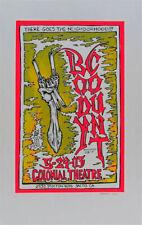 Body Count Ice-T RARE 2003 Sacramento Silkscreen Concert Poster Paul Imagine