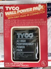 TYCO X2 HIGH PERFORMANCE 21.8V Electric Power Supply Pack HO Slot Car Tracks 631