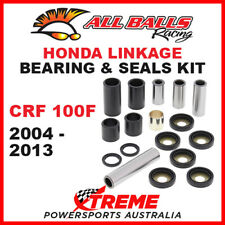 All Balls Swing Arm Linkage Bearing and Seal Kit for Honda Crf100f Xr100r
