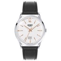 HLNP HL41-JS-0067 Henry London Highgate Gents Leather Strap Watch