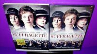 Suffragette (DVD, 2016) Meryl Streep Brand New B568