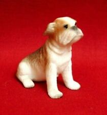Dollhouse Miniature Boxer Puppy Dog