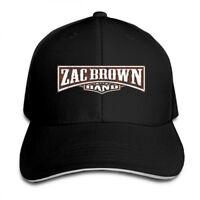 Zac Brown Band Logo Snapback Baseball Hat Adjustable Cap