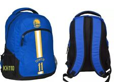 NBA Golden State Warriors Thompson #11 Action Backpack (work,school, travel)