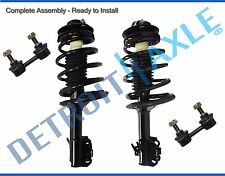 New 4pc Front Complete Strut and Spring Suspension Kit for 1992-94 Toyota Camry