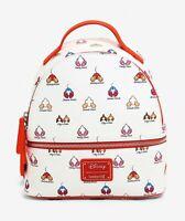 Loungefly Disney Mickey & Friends Mini Backpack Crossbody Bag NEW
